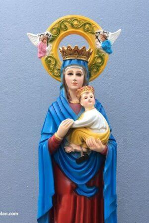 Tượng Đức Mẹ Hằng Cứu Giúp 60cm - ảnh 2